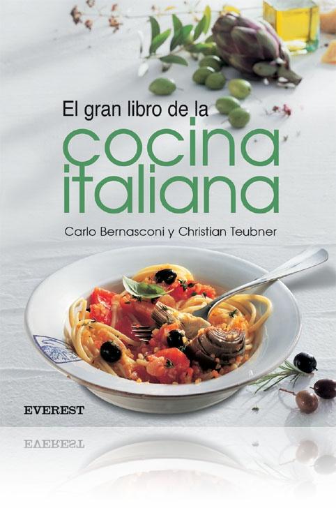 El gran libro de la cocina italiana libro pdf y en for Libro la quimica y la cocina pdf